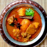 chicken curry taste great