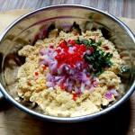parupu onion mix