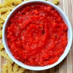 pasta sauce complete recipe