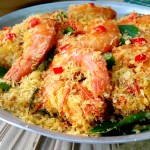 butter prawn recipes