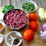 mutton keema ingredients