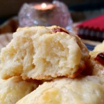 raisins scone recipe