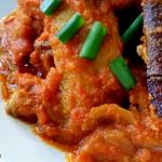 special ayam masak merah resipi
