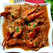 Best chili crab recipe