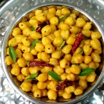 homemade-sundal-with-chickpeas