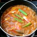 masak asam pedas ikan pari