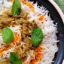 claypot briyani recipe