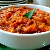Delicious sambal at home
