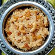sakkarai ponggal recipe
